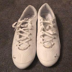 9962da37b3a Women s Puma Cheer Shoes on Poshmark